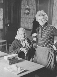 Charlotte Catherine et Alice Boissel